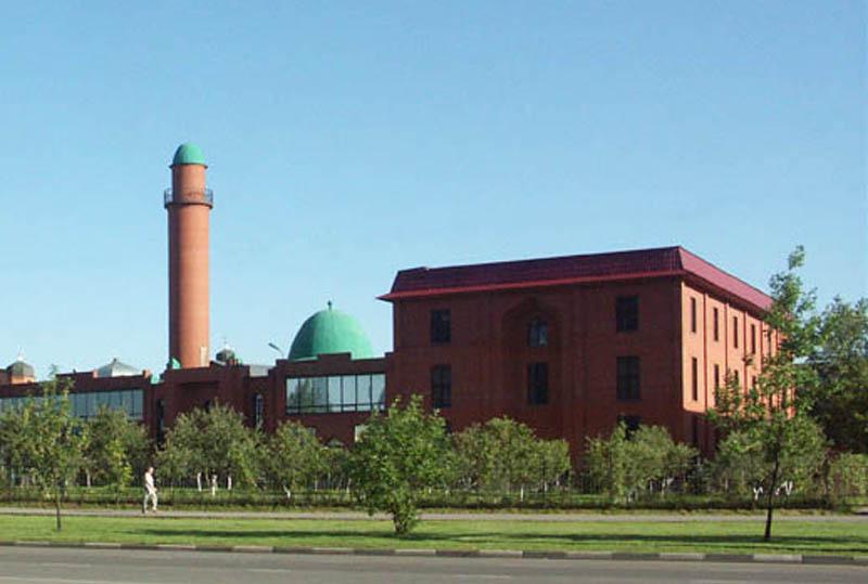 Московская шиитская мечеть «Инам»