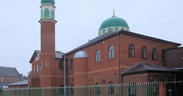 мечеть Джамия Масджид Ризвия