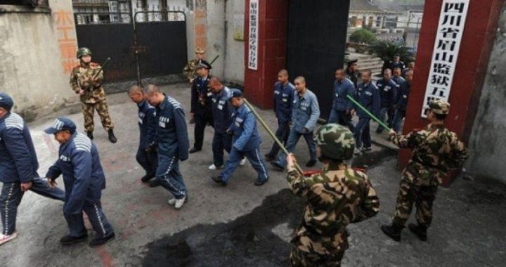 китайские концлагеря для мусульман