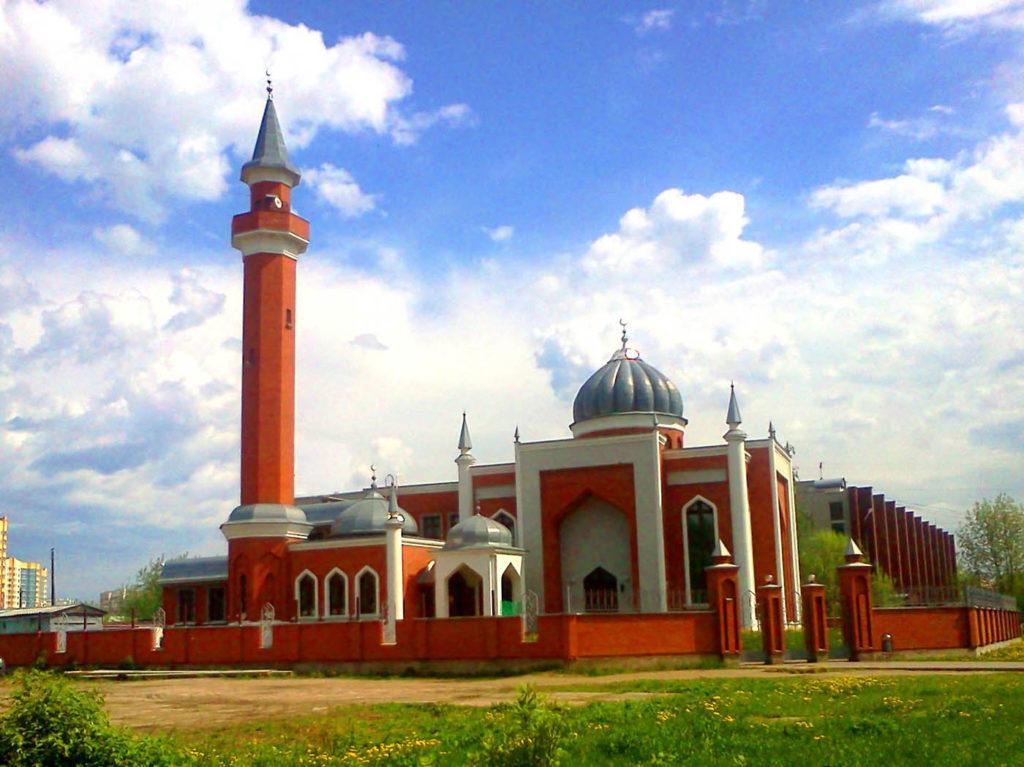 Мечеть в Иваново