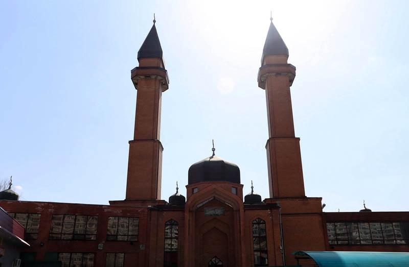 Московская мечеть Ярдям