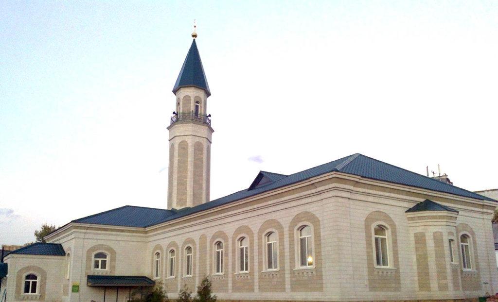Оренбургское Медресе «Хусаиния»