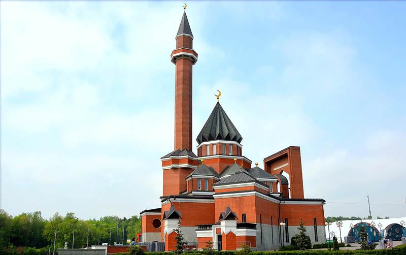 Мемориальная мечеть Москвы
