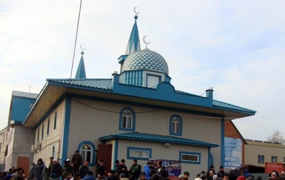 Хабаровская мечеть