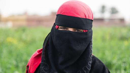 Мусульманка Ланкшир