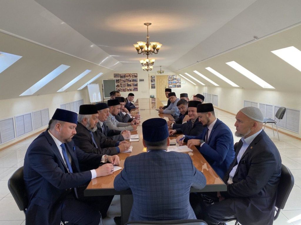 Орехово-Зуево заседание