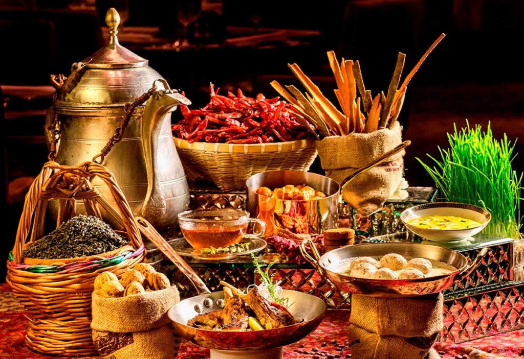 Вазван — традиционное угощение мусульман Кашмира