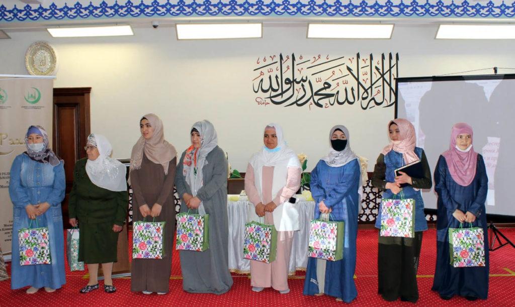 Конкурс мусульманок Подольска