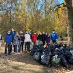 Мусульмане Красногорска приняли участие в экологической акции