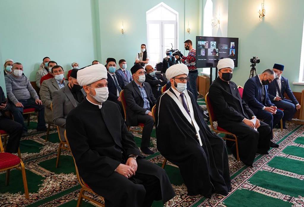 Ислам в Московском регионе