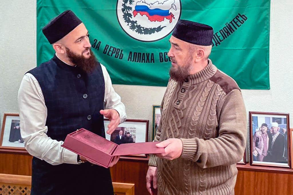 Камиль Самигуллин и Нафигулла Аширов