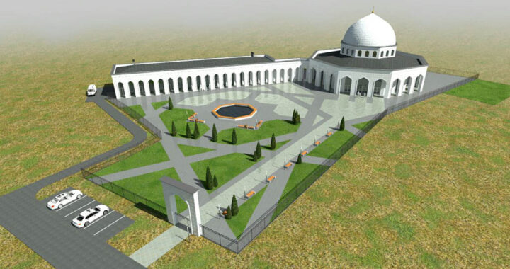 Проект Соборной мечети в Наро-Фоминске