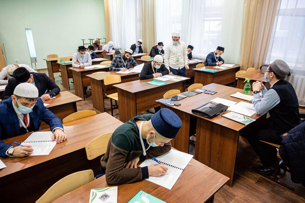 Всероссийская олимпиада по исламским дисциплинам и арабскому языку