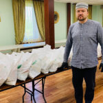 Мусульмане Пушкино помогли нуждающимся согражданам
