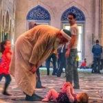 Много ли детей в вашей мечети?