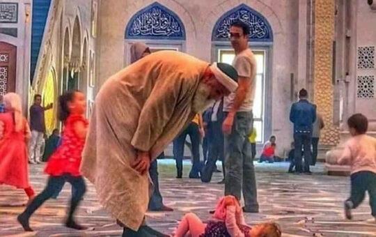 Мечеть в Турции