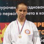 Мастер боевых искусств, мусульманин Рафаэль Акчурин – победитель Международного турнира по Каратэ