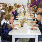 С этого года в школах и детсадах 9 районов Башкортостана будет питание халяль